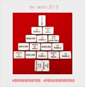 # felicesfiestas #bonesfestes
